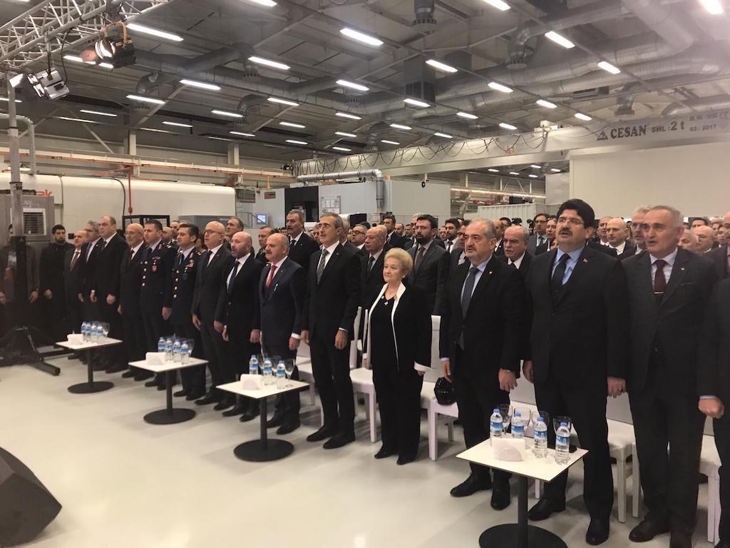 Türk Genel Maksat Helikopter Projesi Kapsamında T-70 Dinamik Kompenentleri ve İniş Takımları Teslim Edildi