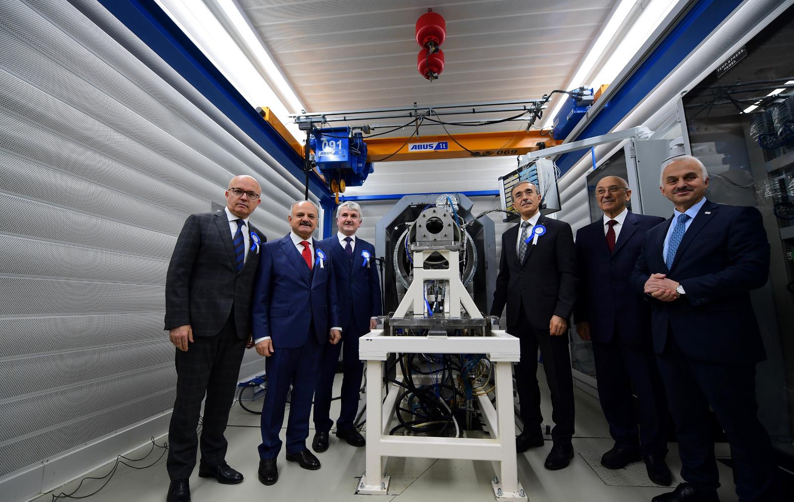 TS-1400 Motoru Çekirdek Motor Testi Kabul Süreci Tamamlandı