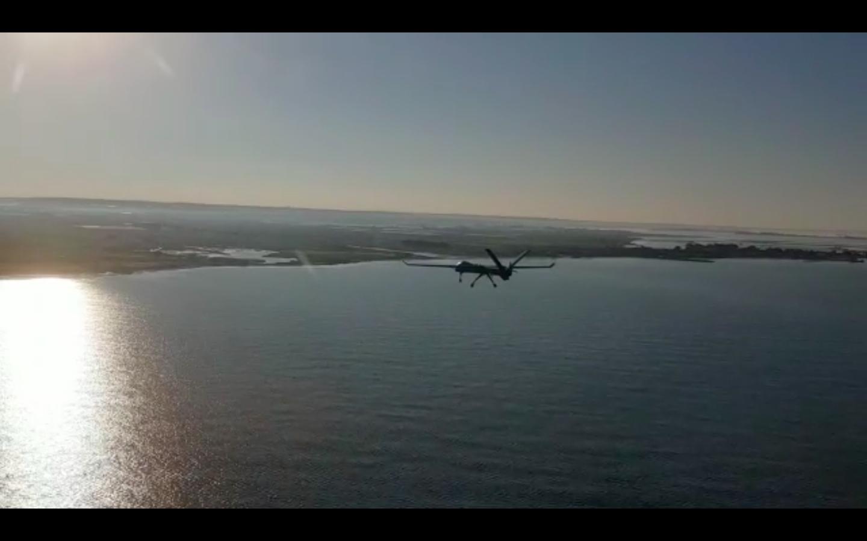 Leonardo's Falco Xplorer UAV Completes First Flight
