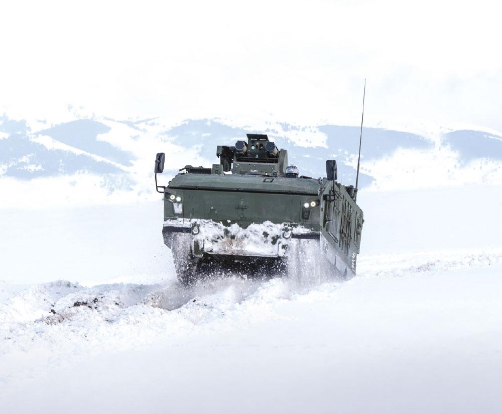 KAPLAN Anti-Tank Vehicle