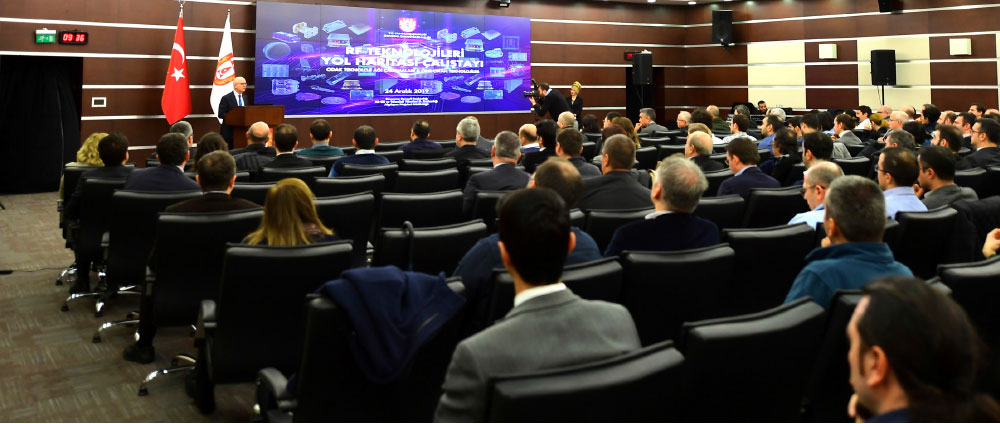 RF Technologies Road Map Workshop Organized by SSB in Ankara