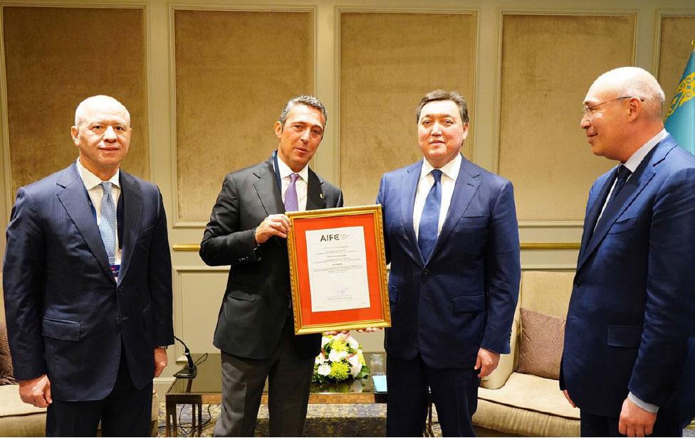 "Otokar Established Subsidiary ""Otokar Central Asia"" in Kazakhstan"