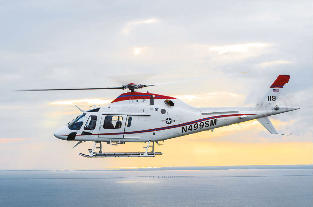Leonardo Awarded Contract for 32 TH-73A Helicopters by U.S. Department of Defence