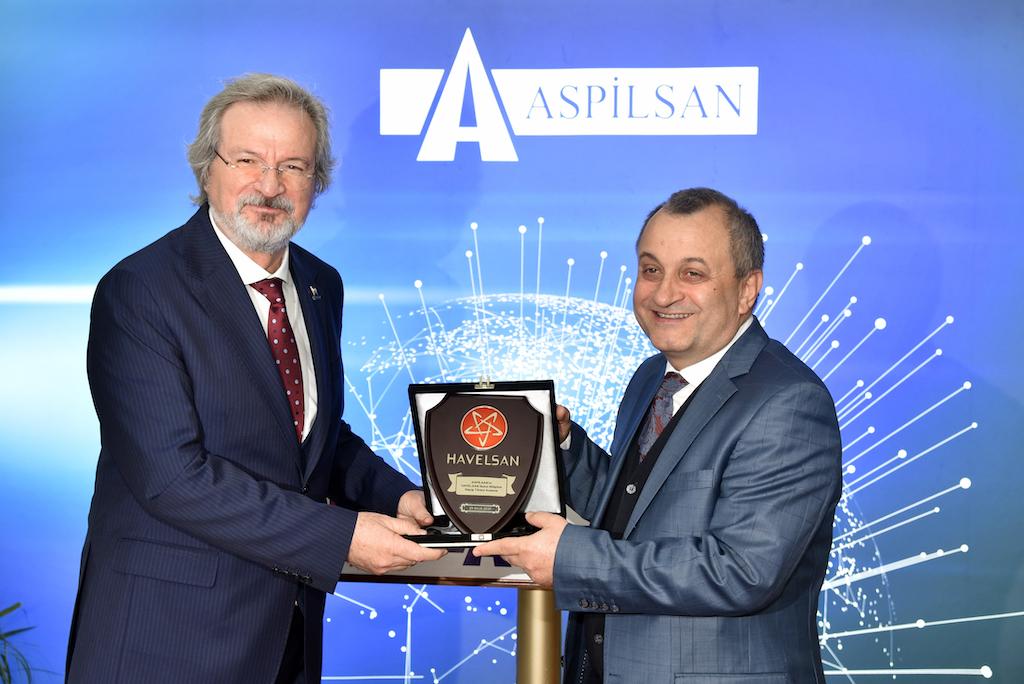 ASPİLSAN Enerji'nin HAVELSAN Bulut Bilişime Geçişi ve Yeni Depo/ İdari  Bina Açılışı Gerçekleştirildi