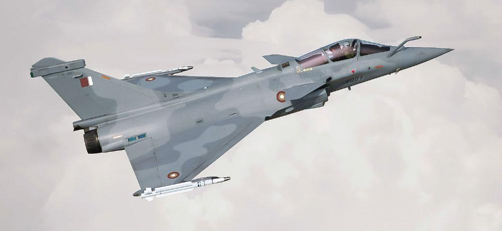 Qatari Emiri Air Force (QEAF)