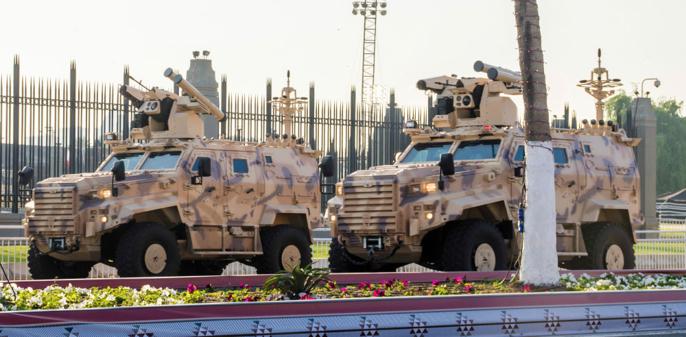 Qatari Emiri Land Force