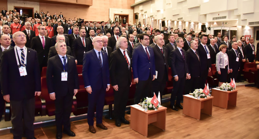 TSSK`s 7th Project Market and Cooperation Summit Held in Ankara