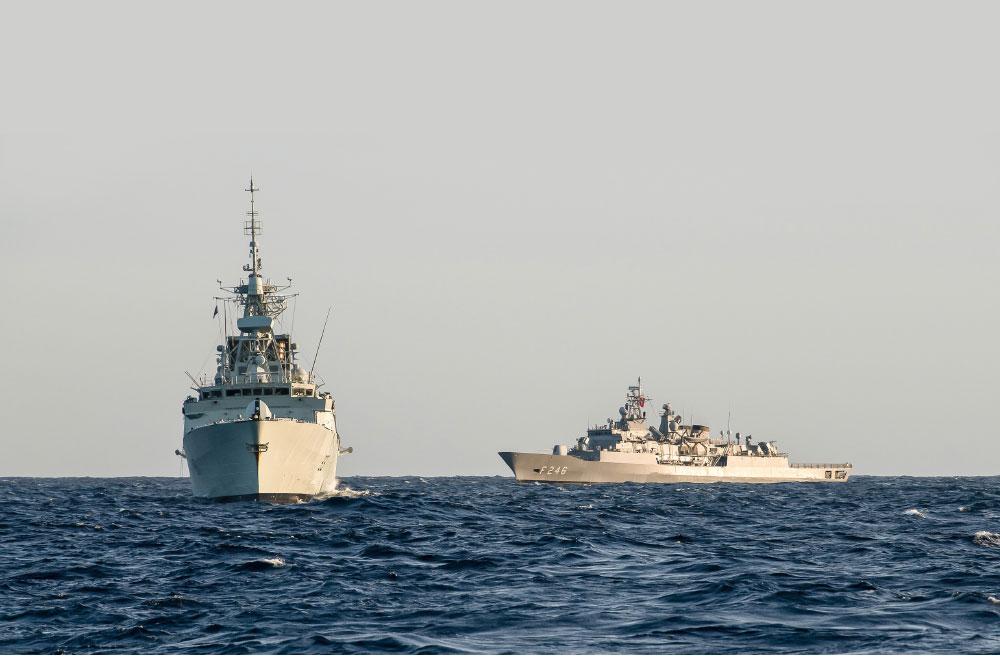 Dynamic Manta 2020 (DYMA20) - NATO's Advanced Anti-Submarine Warfare Exercise