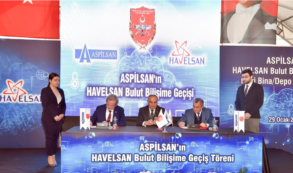 Aspilsan Energy`s Transition to Havelsan Cloud Computing and the Opening of New Warehouse/Administrative Building