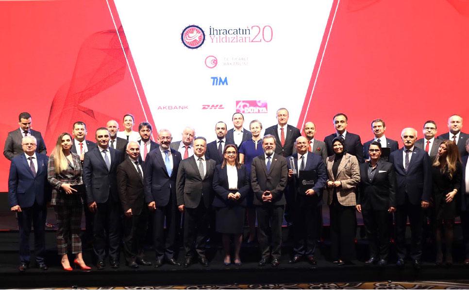 Turkish Aerospace Receives Long-Term Export Award