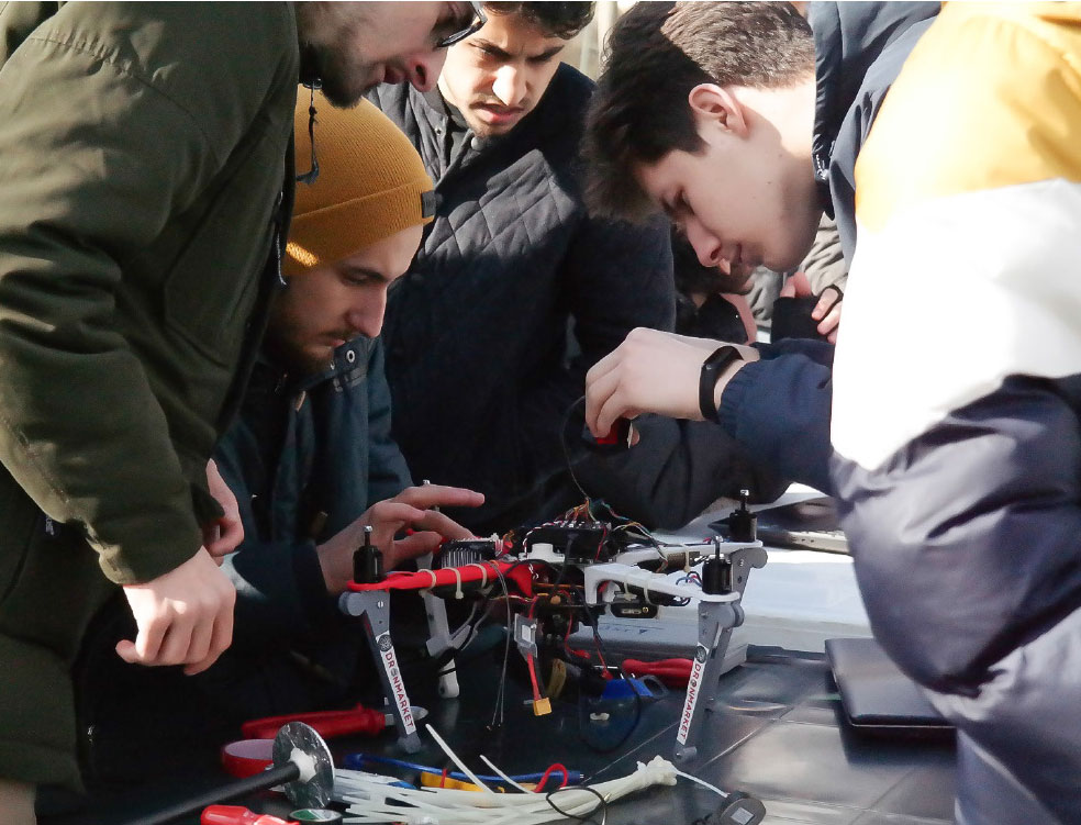 Winners of METU 17th International Robot Days Announced
