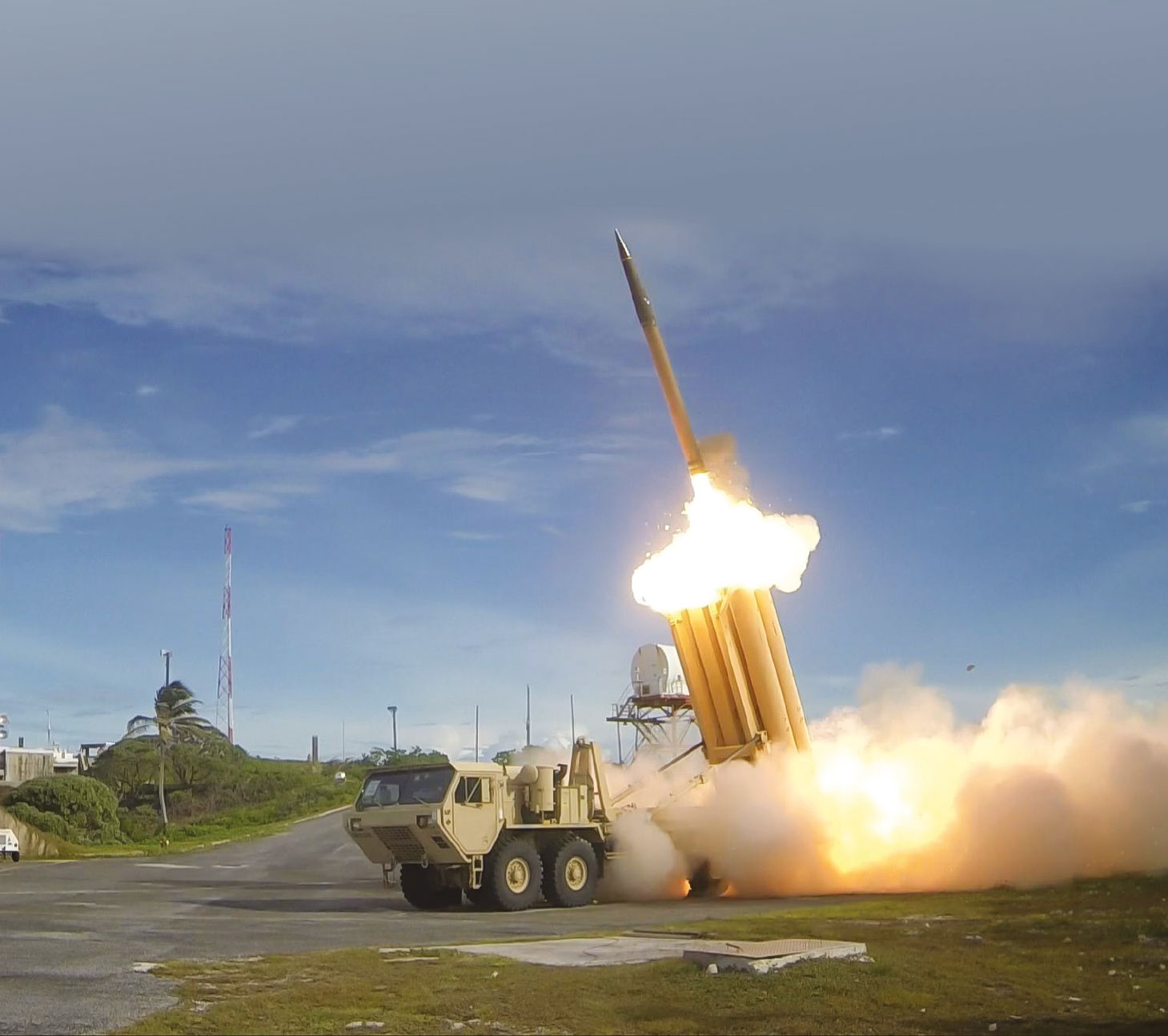BAE Systems will Develop Next Generation IR Seeker for the THAAD Weapon System