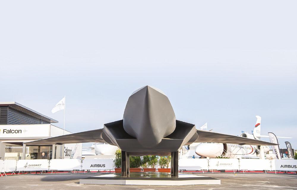 Future Combat Air System Takes Major Step Forward