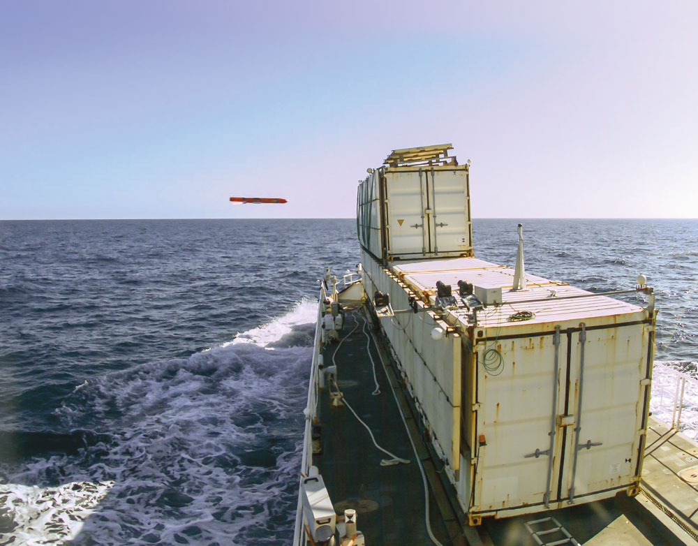 MBDA's Sea Venom/ANL Anti-Ship Missile Succeeds in First Qualification Firing