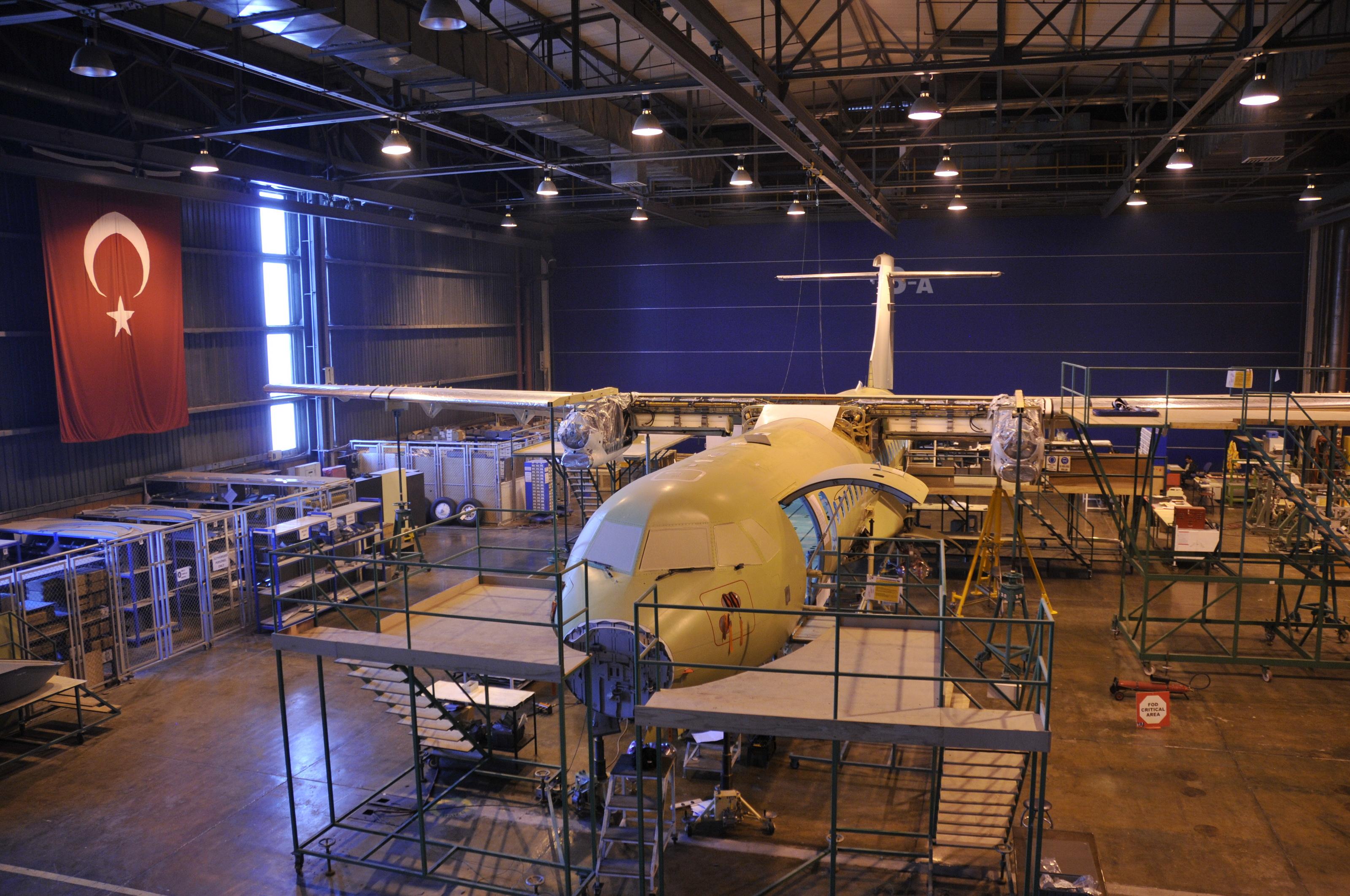 MELTEM-III Projesi ve ATR-72/600 Deniz Karakol [D/K] Uçağı