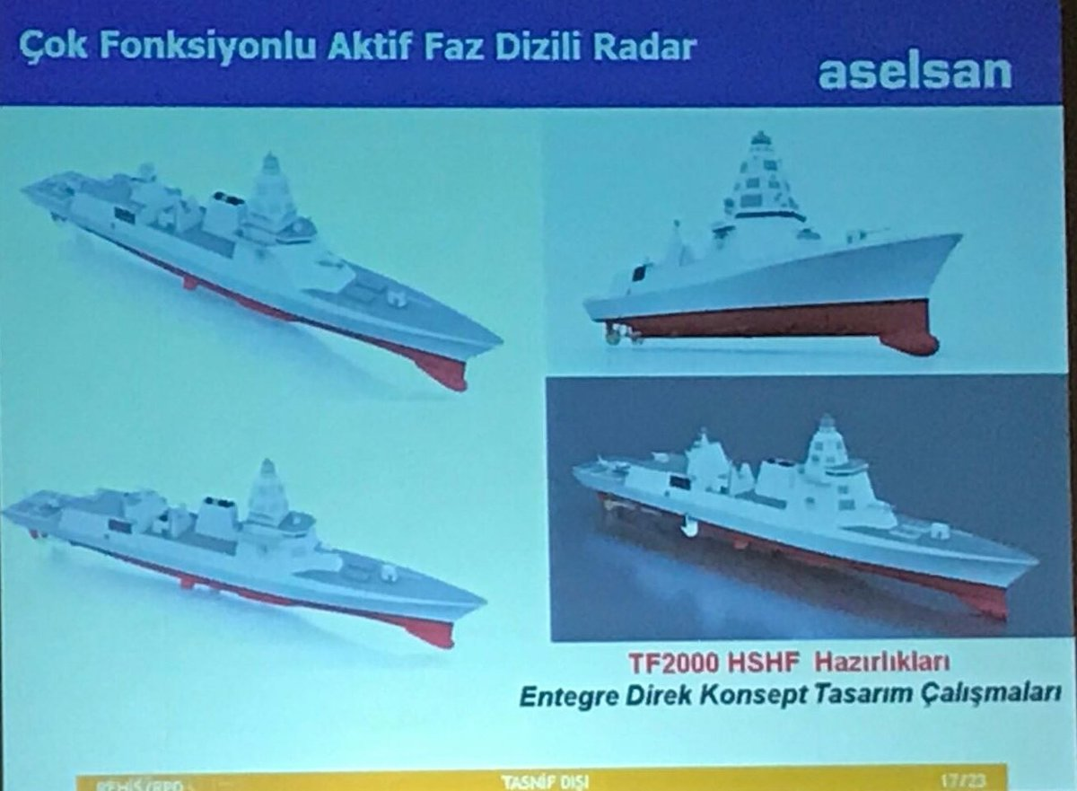 Stunning Information About ÇAFRAD and ADVENT Systems Shared at 9th Naval Systems Seminar