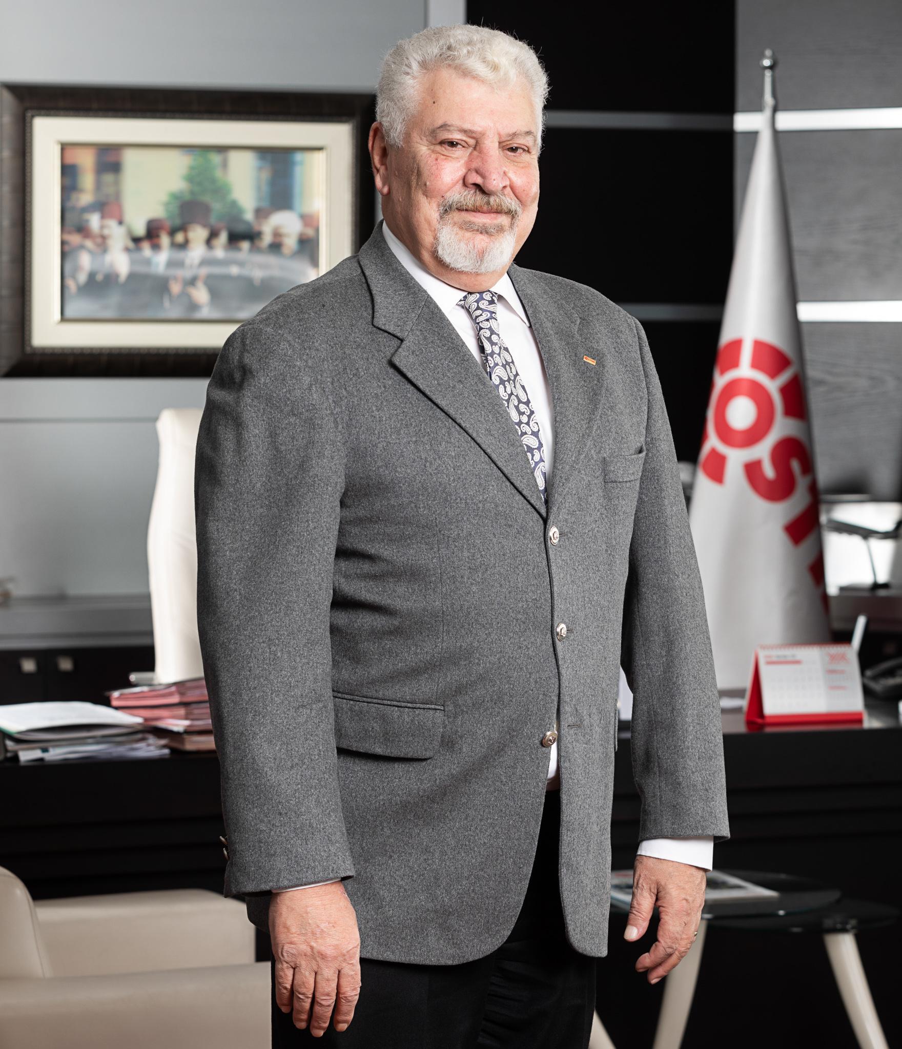 OSSA Yönetim Kurulu Başkanı Mithat ERTUĞ : Bu süreçte firmalarımızın Cirolarında %30-%40 Oranında Düşüş Oldu