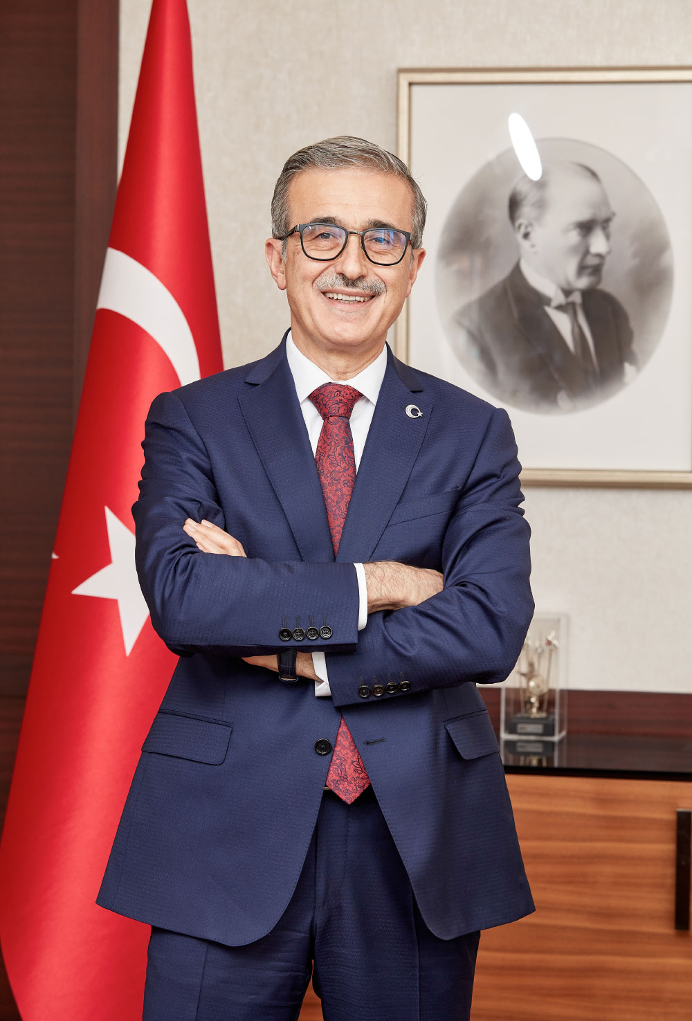 "SSB President  Prof. DEMİR:  ""The Transfer of Defense Technologies to the Healthcare Sector has once Again Demonstrated the Level of Our Technological Skill."""