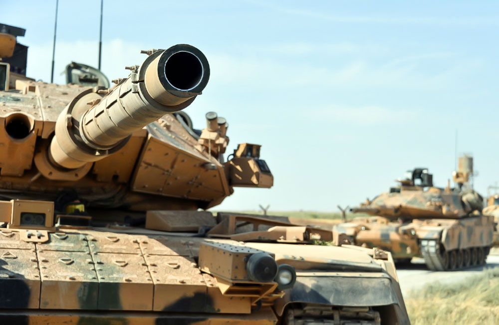 A Look at Ongoing MBT Upgrades & New MBT  Programs in the Western World
