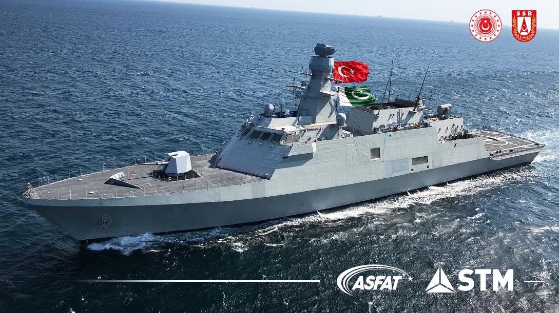 En Büyük Savunma  İhracatında  STM ve  ASFAT Arasında  Kritik İmza