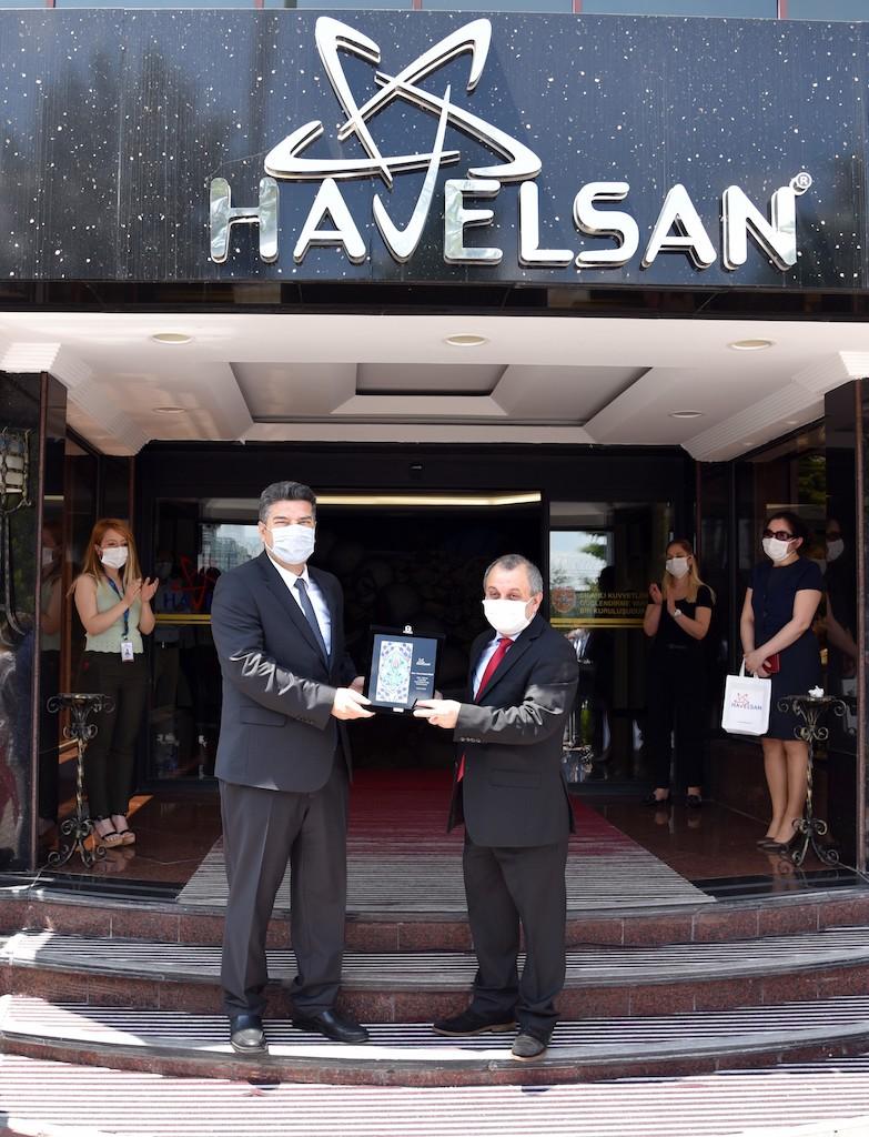 HAVELSAN`DA Görev Değişikliği
