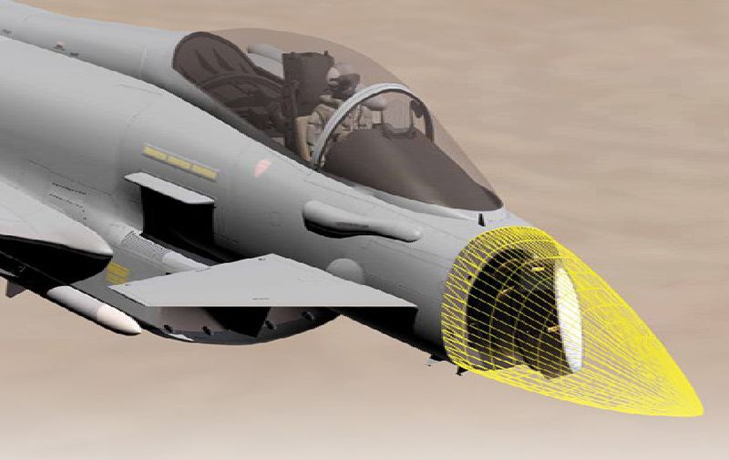 Airbus Signs Contract for Integration of 115 New Eurofighter ESCAN radars