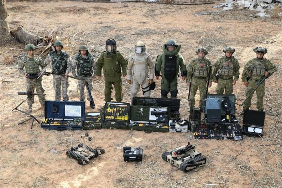 Elektroland - Bomba İmha Robotu Üretim ve Eğitim Merkezi Açmaya Hazırlanıyor