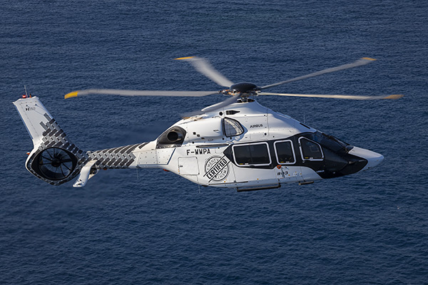 The H160 Receives EASA Approval