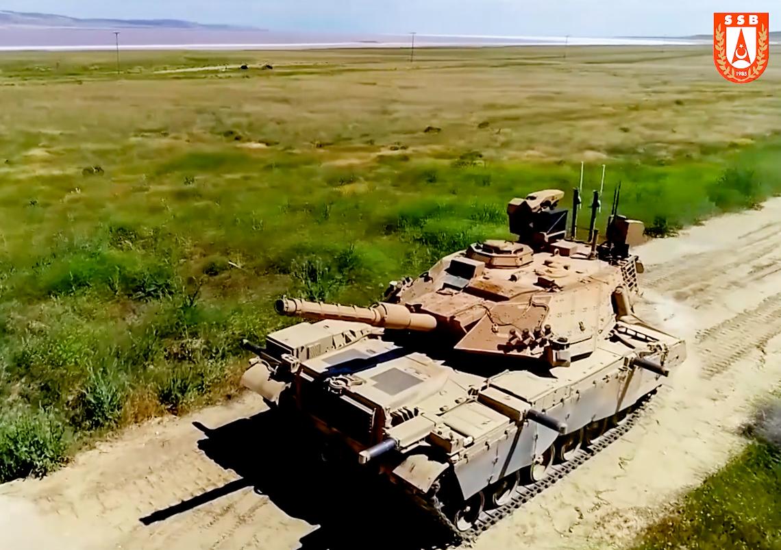 M60T Tanklarının Modernizasyonu Tamamlandı!