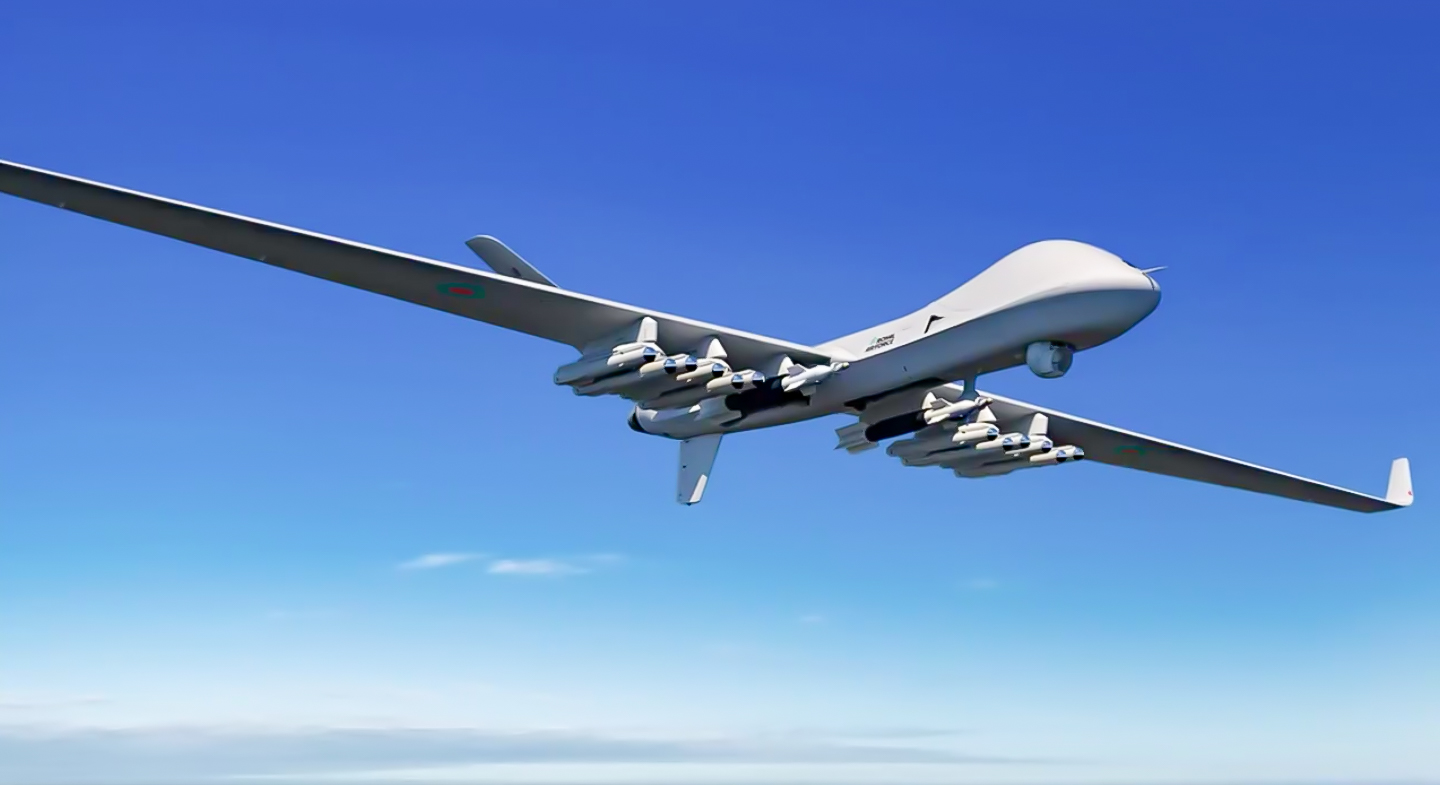 UK MoD signs £65 million contract for Protector UAV