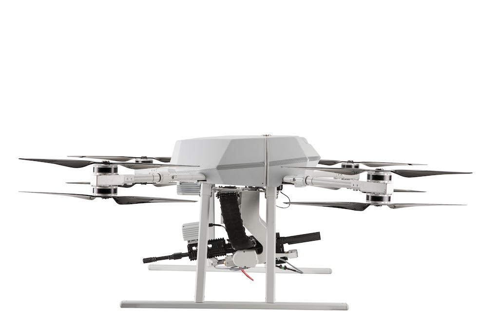 TÜRKİYE'NİN İlk Milli  Silahlı Drone  Sistemi SONGAR'IN Yerli Üretimi  Tescil  Edildi