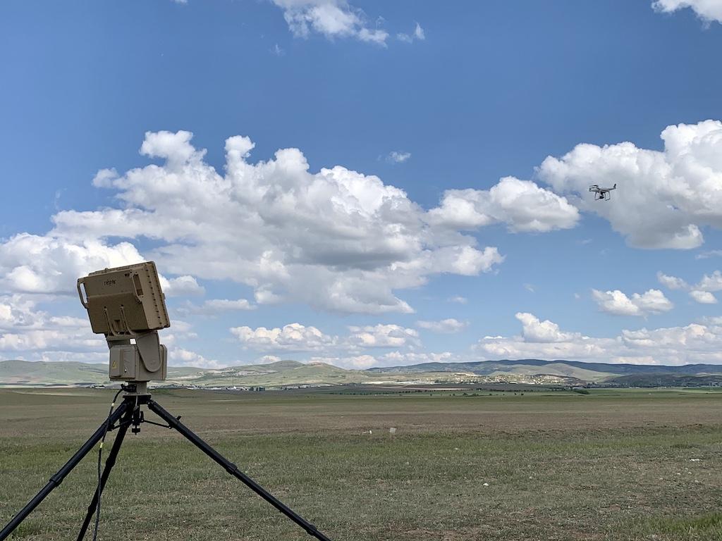 Kalifikasyon Testleri Başarı ile Tamamlanan Retinar FAR-AD Dron Tespit Radarı'nın Teslimatı Gerçekleştirildi
