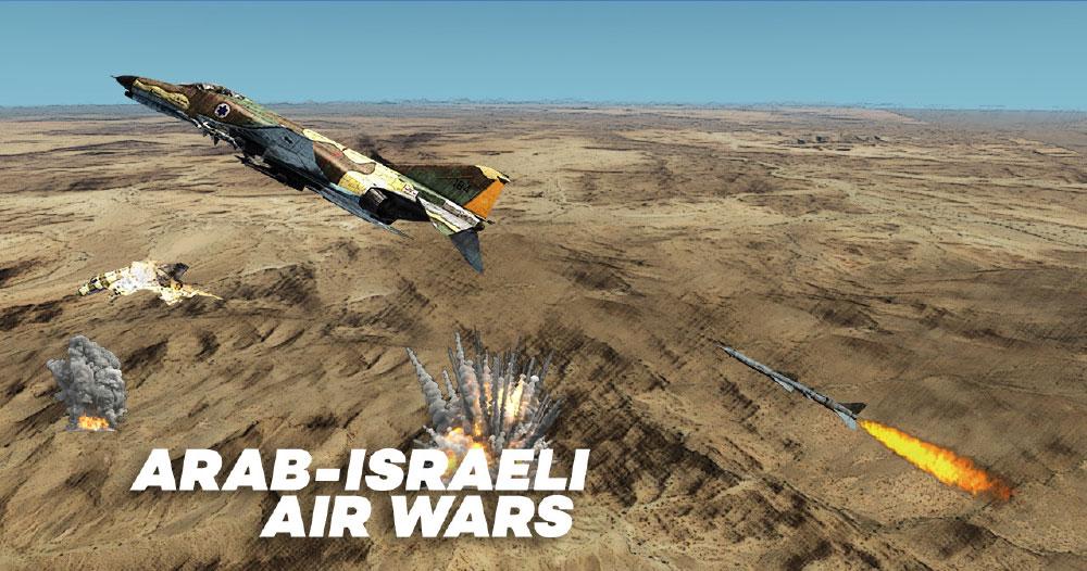 Arap-İsrail Hava Savaşları