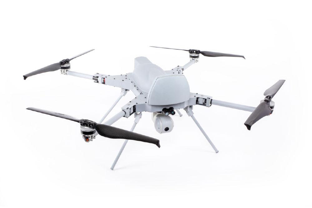 Rotary Wing Kamikaze Drone KARGU Close to Overseas Sales!