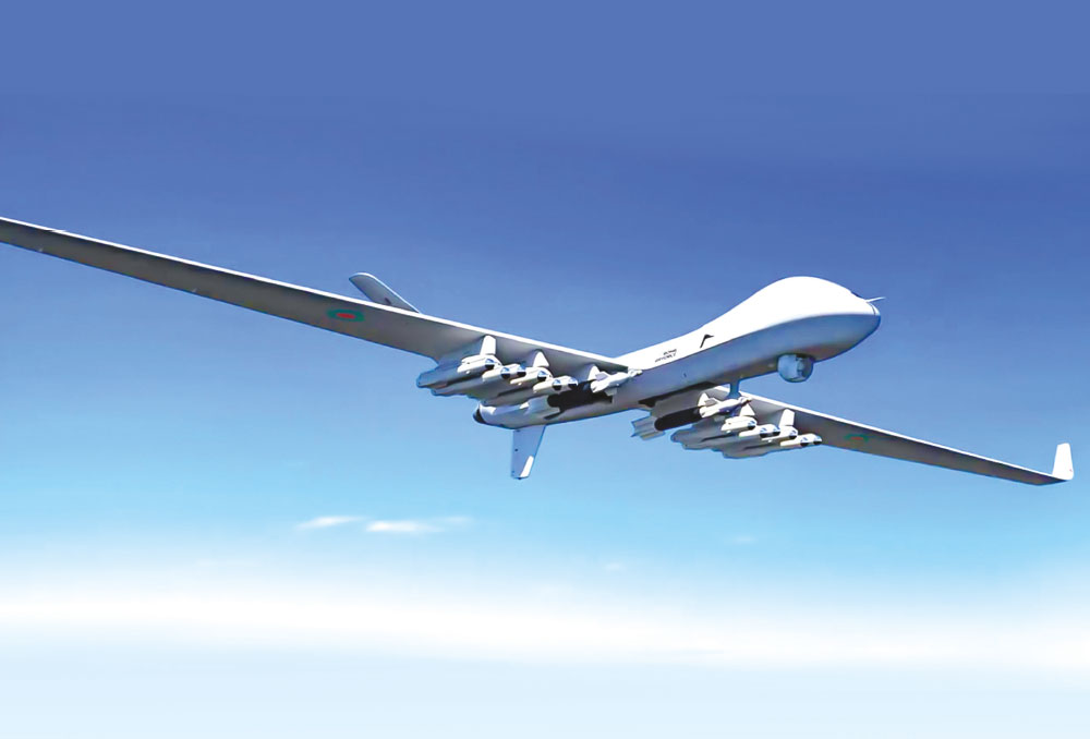 UK MoD Signs £65 Million Contract for the Protector UAV
