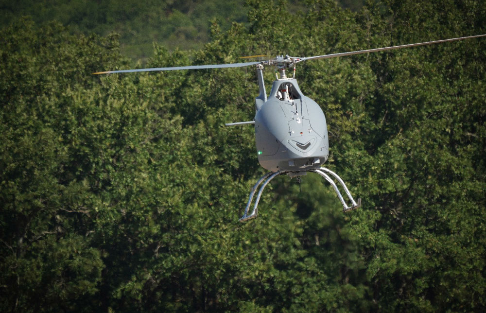 Airbus Helicopters' VSR700 Prototype Performs Its First Autonomous Free Flight