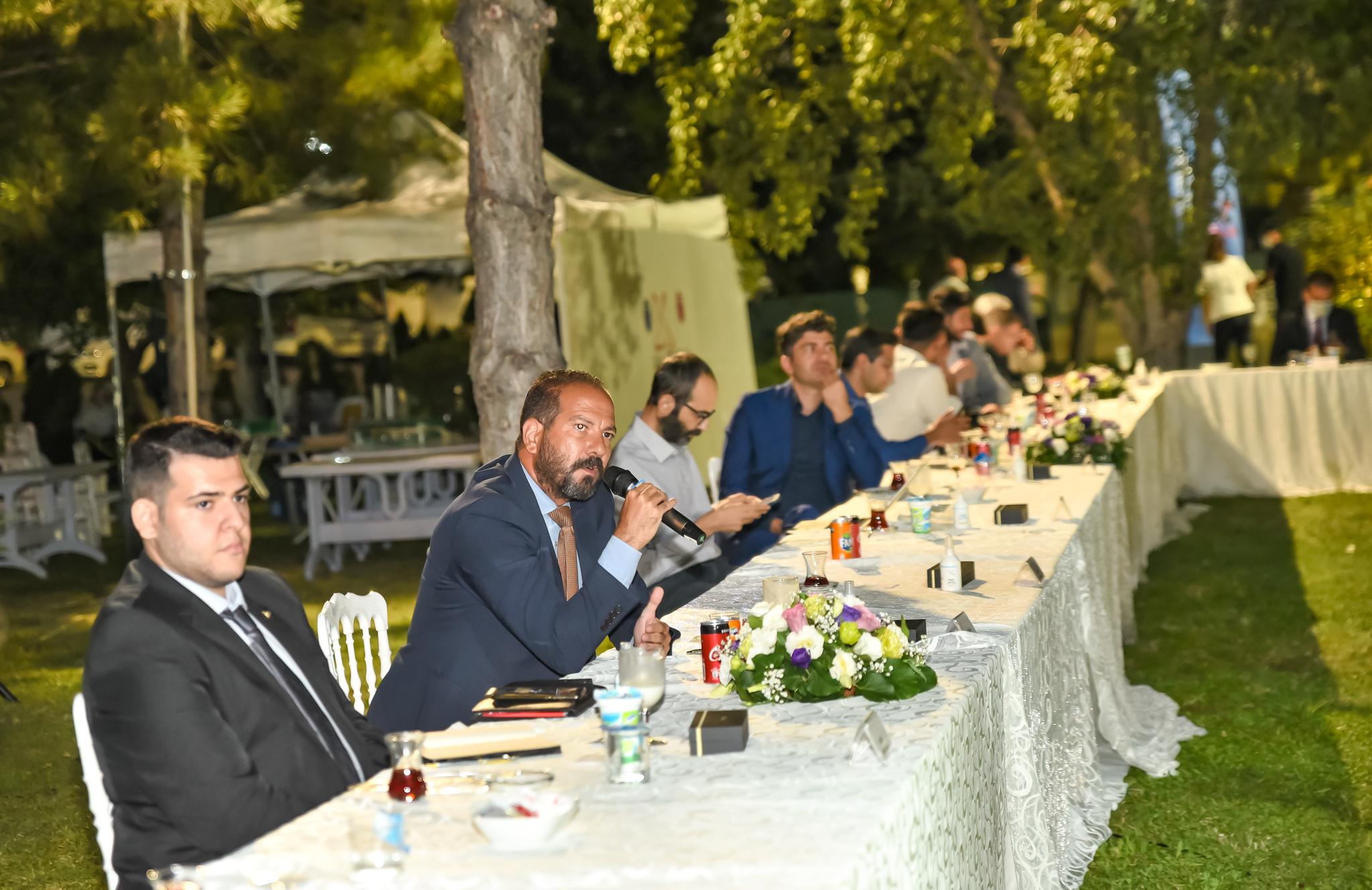 Havelsan Genel Müdürü Dr. Mehmet Akif NACAR Savunma Sektör Basını ile Tanışma Toplantısı Düzenledi