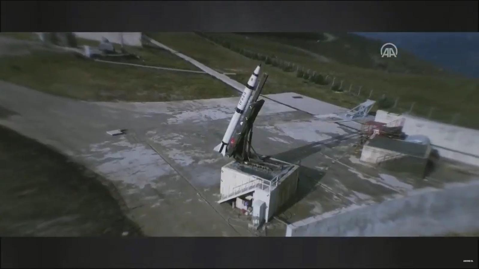 Roketsan Uzay Sistemleri ve İleri Teknolojiler Araştırma Merkezi ile Patlayıcı Hammadde Üretim Tesisleri Hizmete Açıldı