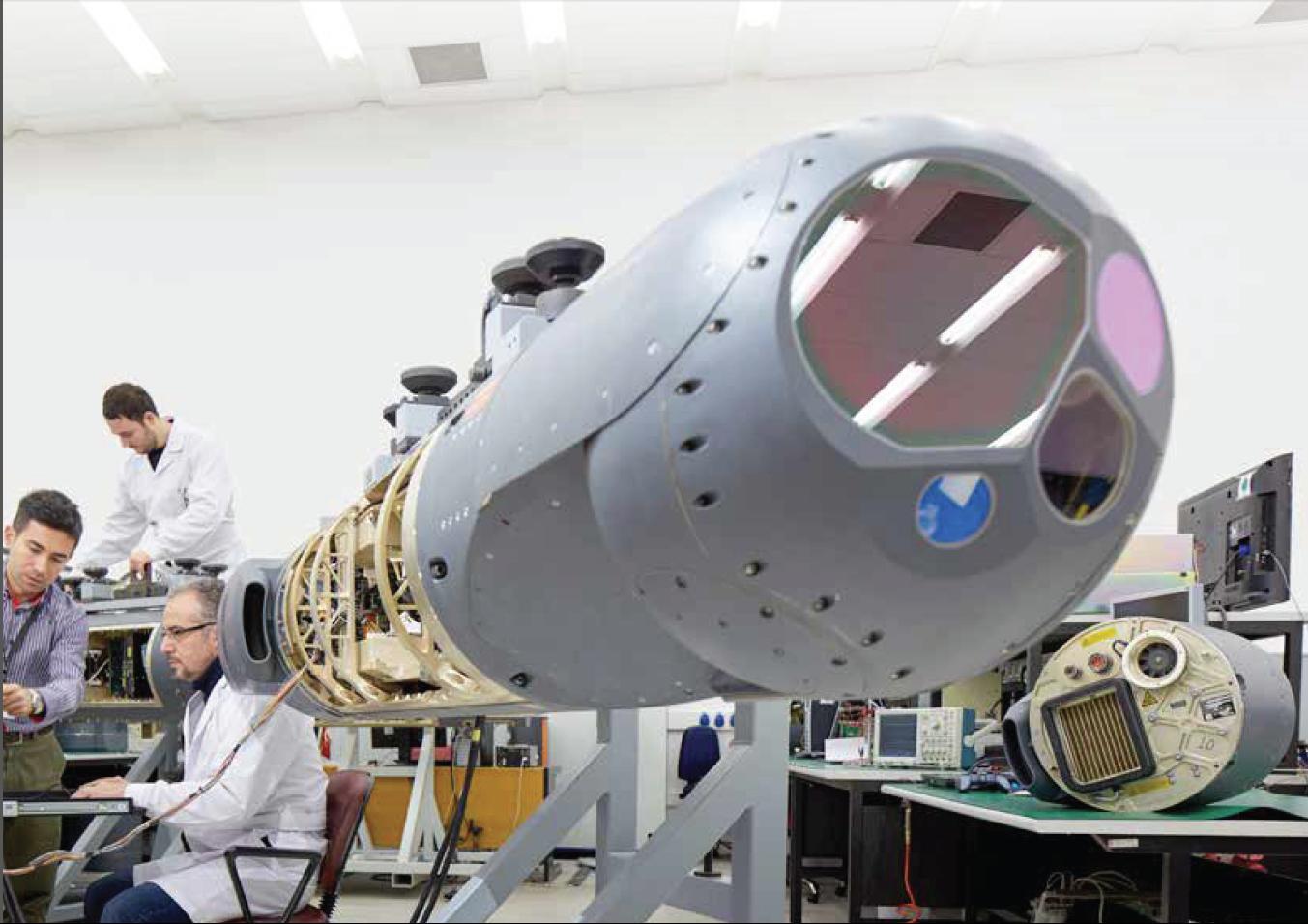 AselPOD Elektro-Optik Keşif, Gözetleme ve Hedefleme Sistemine Bakış!