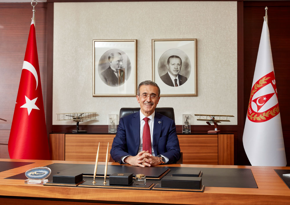 At the Helm of the SSB, Steering the Stability and Strength of  the Turkish Defense Industry, SSB President Prof. İsmail DEMİR discusses Turkey's Opportunities and Capabilities in a Multipolar World