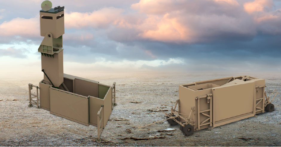 Multipurpose Mobile Tower Developed to Provide Situational Awareness at Bases and Borders by GES Engineering