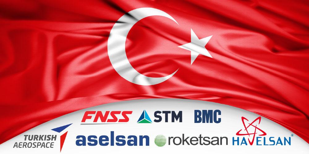 Turkish Defense Companies  Defense News Top 100 List 2020 Performance