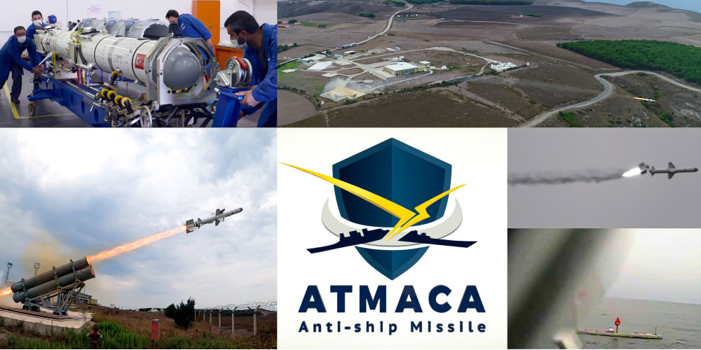 ATMACA Anti-Ship Missile Preps for Serial Production!