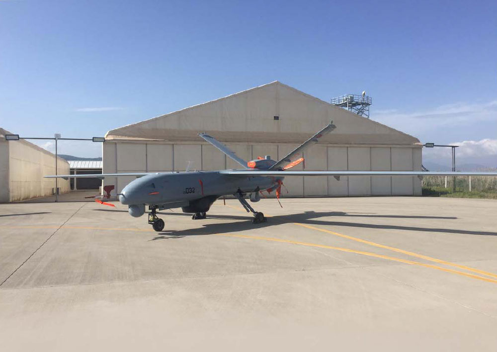 4th ANKA UAV Delivered to Naval Forces Command