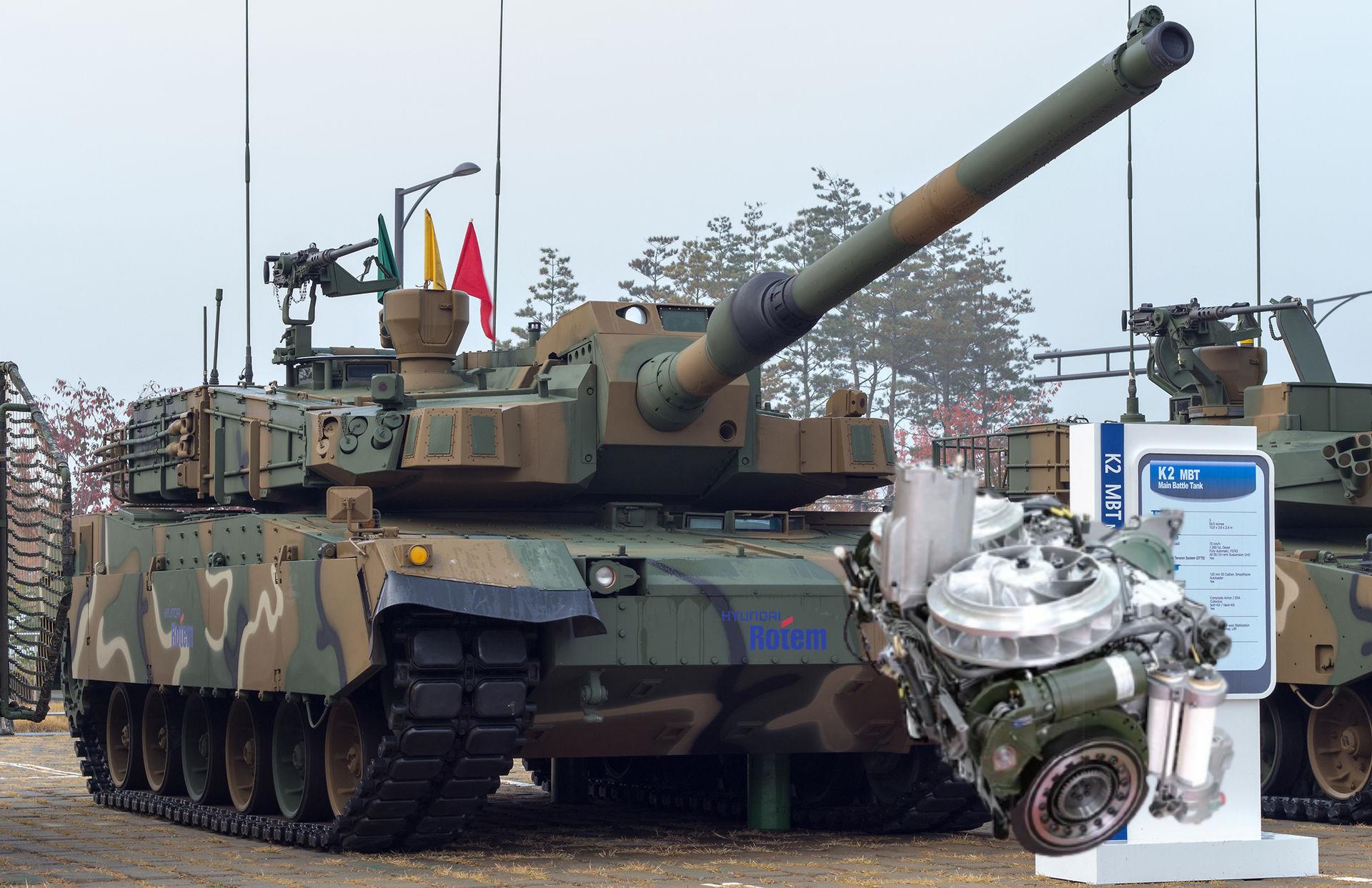 Kore 3'üncü Paket K2 AMT için Tercihini Yine Renk HSWL 295TM Transmisyonundan Yana Kullandı!