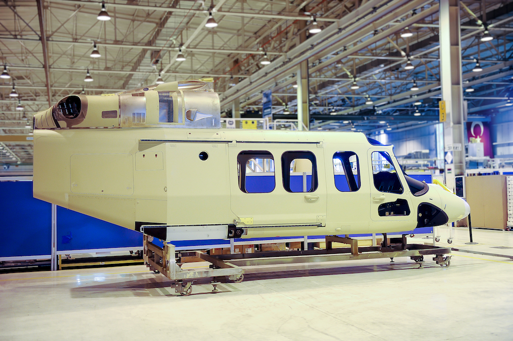 Turkish Aerospace Continues to Deliver Critical Components