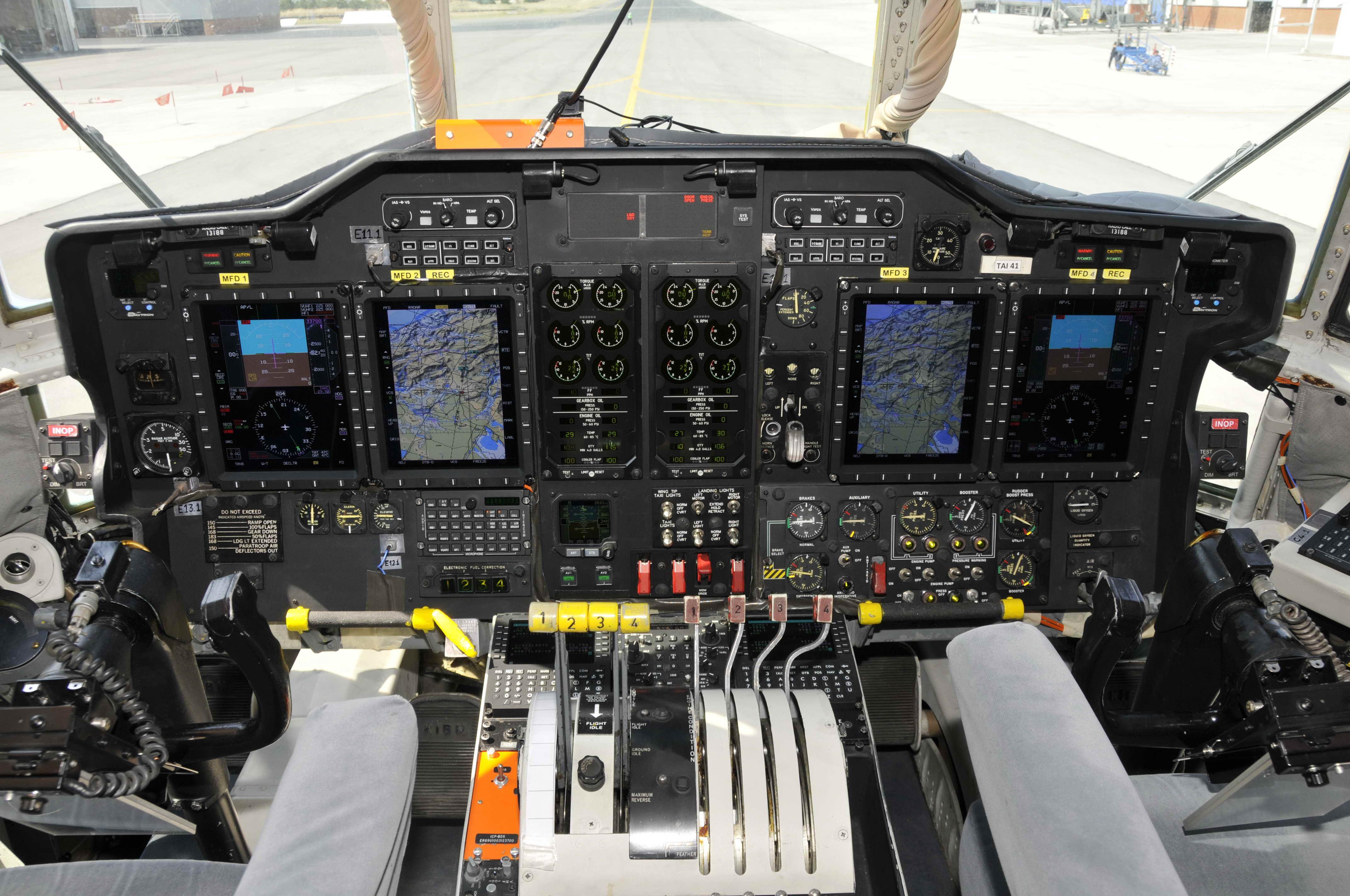 TUSAŞ, ERCİYES Projesinde 7 Uçağın Modernizasyonunu Tamamladı