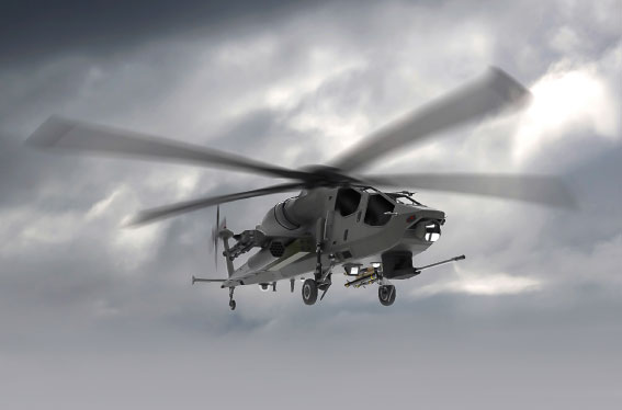 ATAK-II Heavy Class Attack Helicopter Project & the 3,000shp Turboshaft Engine Requirement