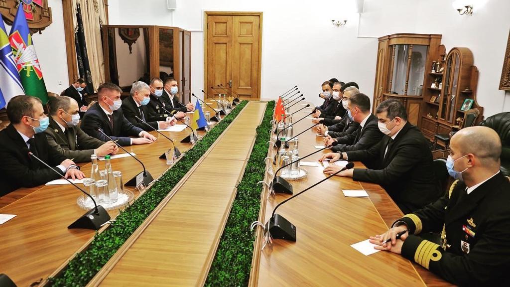 Ukraine Orders Corvettes and UCAVs From Turkey