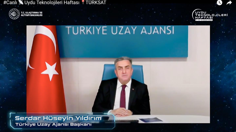 Türkiye Uzay Ajansı Programında Hangi Çalışmalar Olacak?